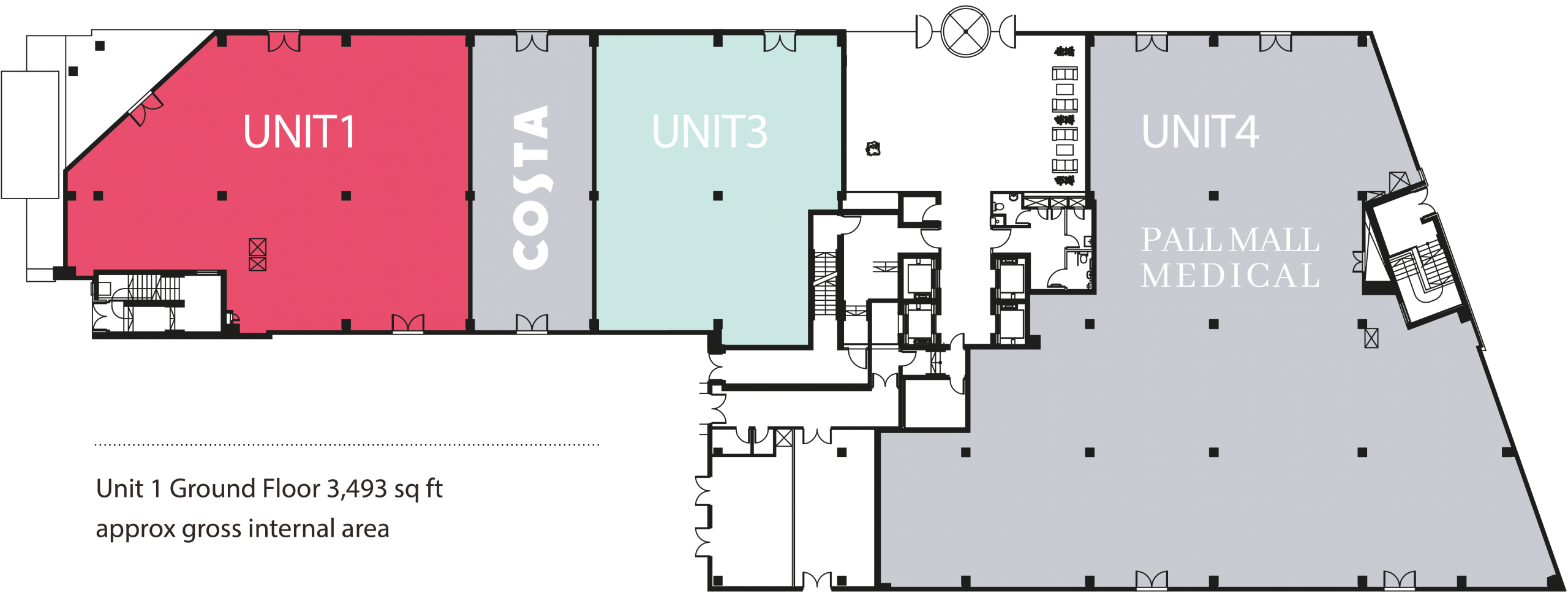 Unit 1 5 St Pauls Square At The Heart Of Liverpools