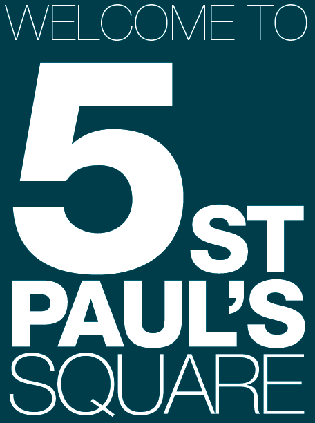 Welcome to 5 St Paul's Square
